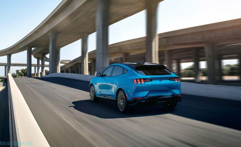 2021 Mustang Mach E MotoTales Ne