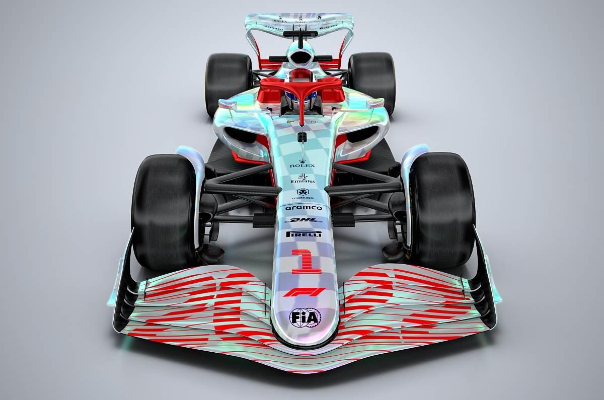 2022_F1_car_front