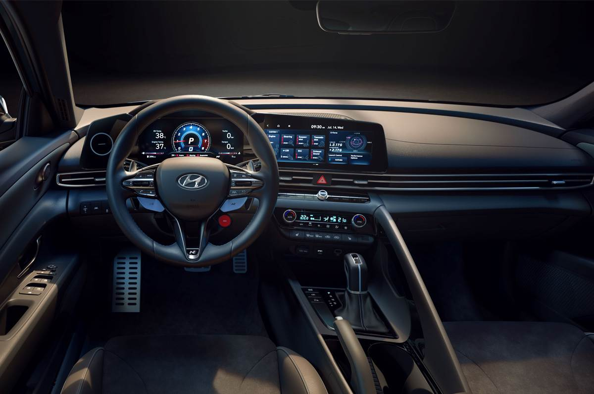 2022 Hyundai-Elantra-N-Interior-1