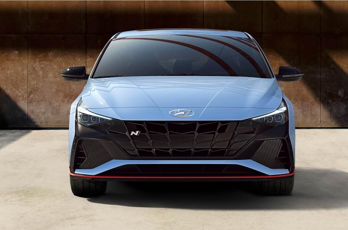 2022 Hyundai-Elantra-N-front