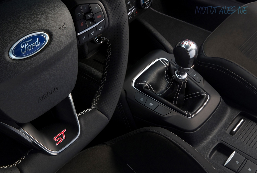 Ford Focus ST Manual Gear Shifter