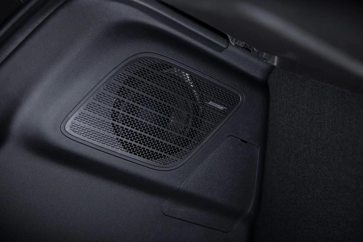 2021 Hyundai i20 N Line interior speaker