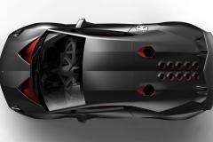 Sesto Elemento - carbon fiber
