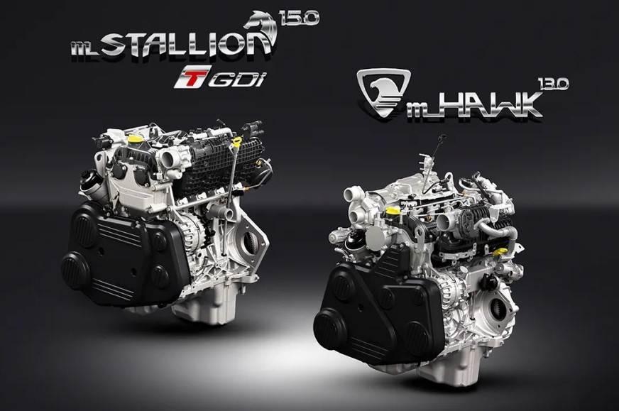 2020-Mahindra-Thar-engine