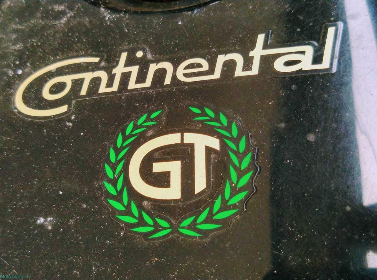 Royal Enfield Continental GT 535