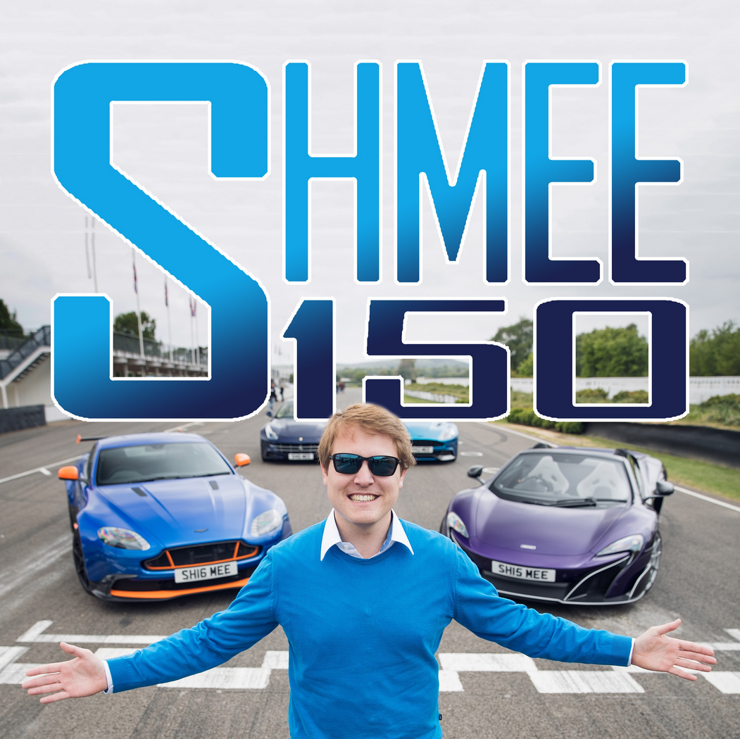 Shmee with his Shmee Mobiles