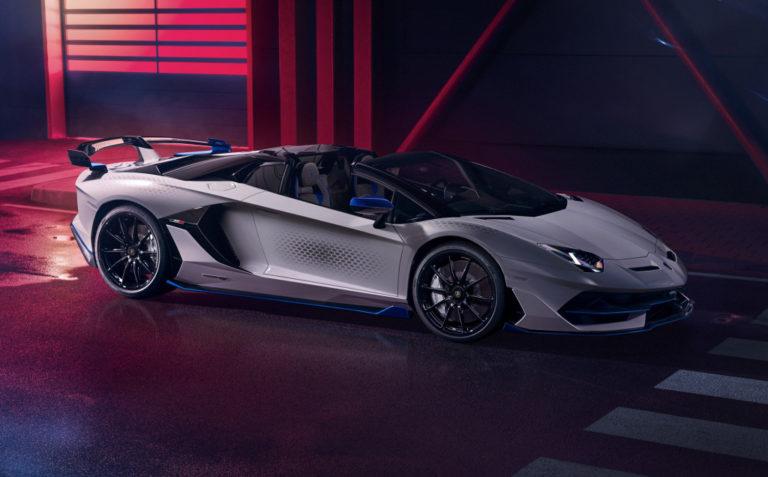 Lamborghini Aventador SVJ XAGO Edition Revealed