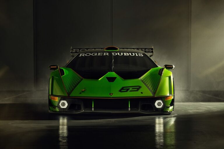 Lamborghini Essenza SCV12: The Exclusive Track Car
