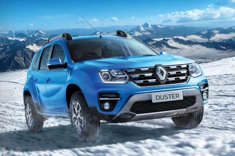 Renault Duster Turbo-Petrol Launched at Rs 10.49 lakh