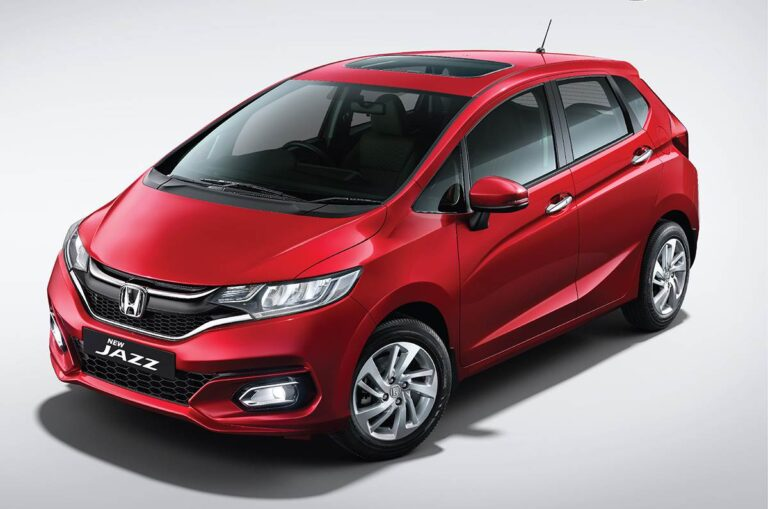 New Honda Jazz Launched at Rs 7.55 lakh