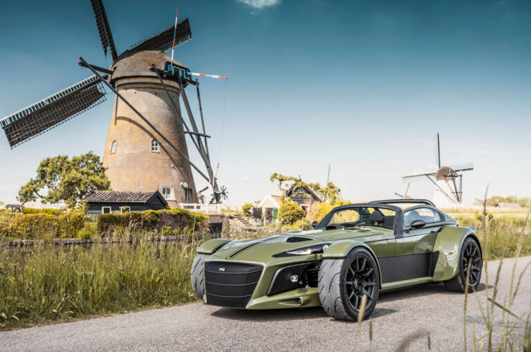 Donkervoort D8 GTO-JD70, The 2G Super Sports Car.