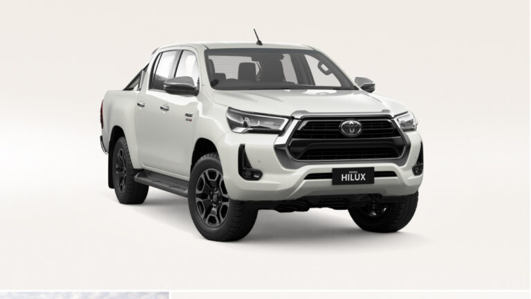 Toyota Considering Hilux Pickup Truck for Indian Market