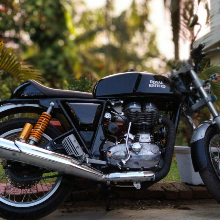 Royal Enfield Continental GT 535: India's first Café Racer