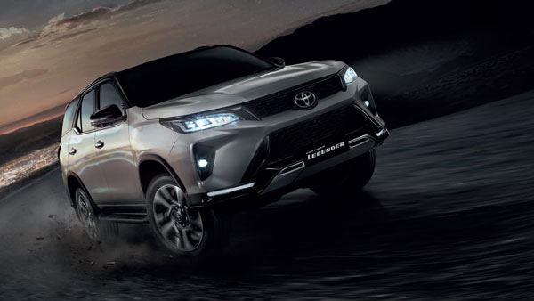 Toyota Fortuner Legender Coming to India by early 2021