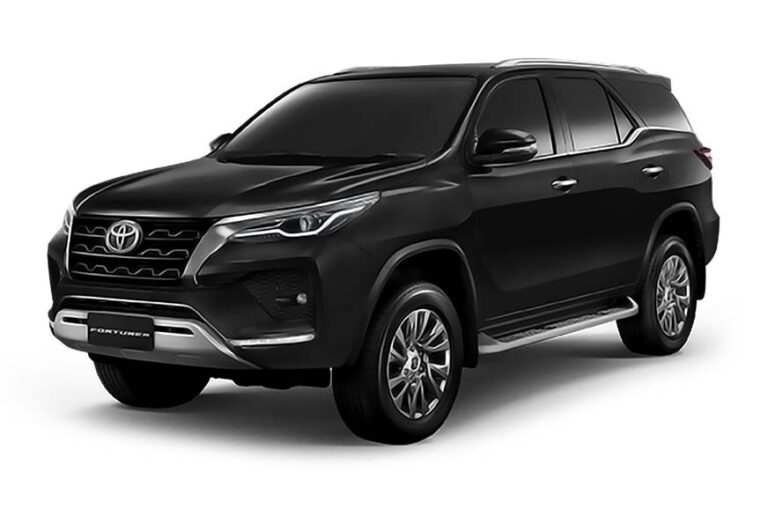 2021 Toyota Fortuner Facelift Launched in India