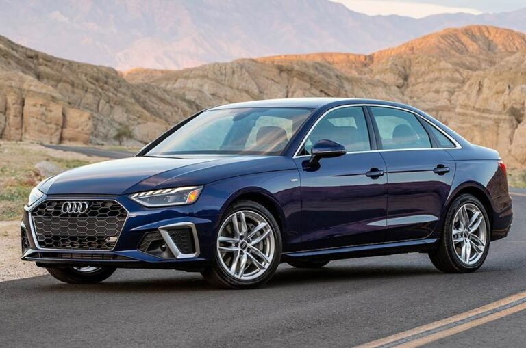 2021 Audi A4 Facelift Launched In India At Rs 42.34 Lakh