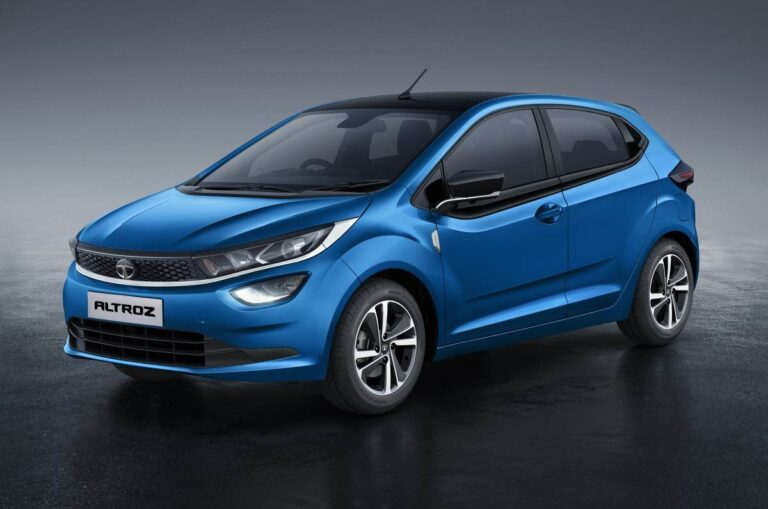 Tata Altroz iTurbo launched and priced at Rs 7.74 Lakh