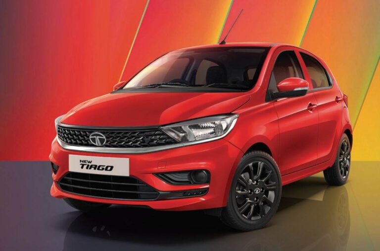 New Tata Tiago Limited Edition Launched at Rs 5.79 Lakh
