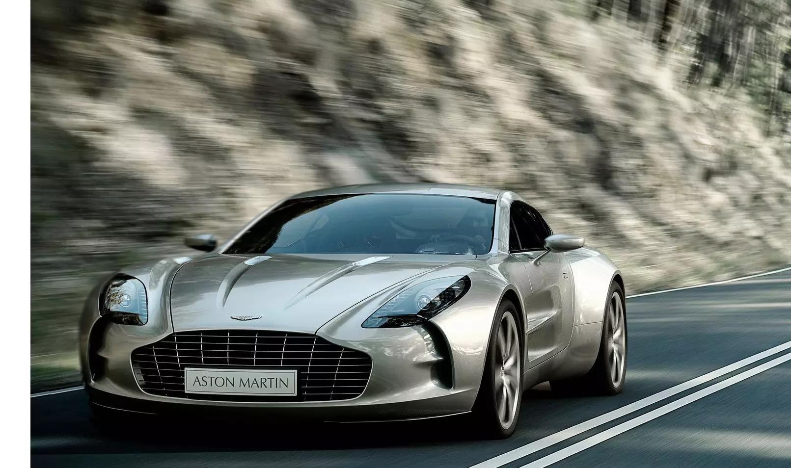 Aston Martin One 77 1 2 Million Hypercar Mototales Ne