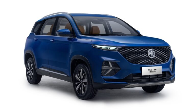 2021 MG Hector Variants Explained in details