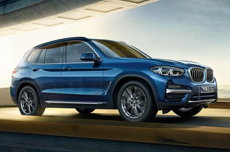 BMW X3 xDrive30i SportX Launched, priced at Rs 56.50 Lakh