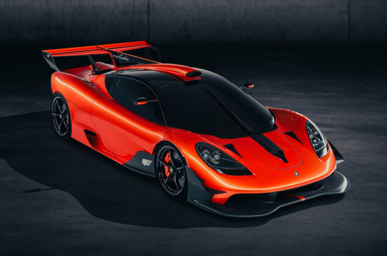 Gordon Murray T50s Niki Lauda revealed; has 700BHP and weighs just 852 Kgs
