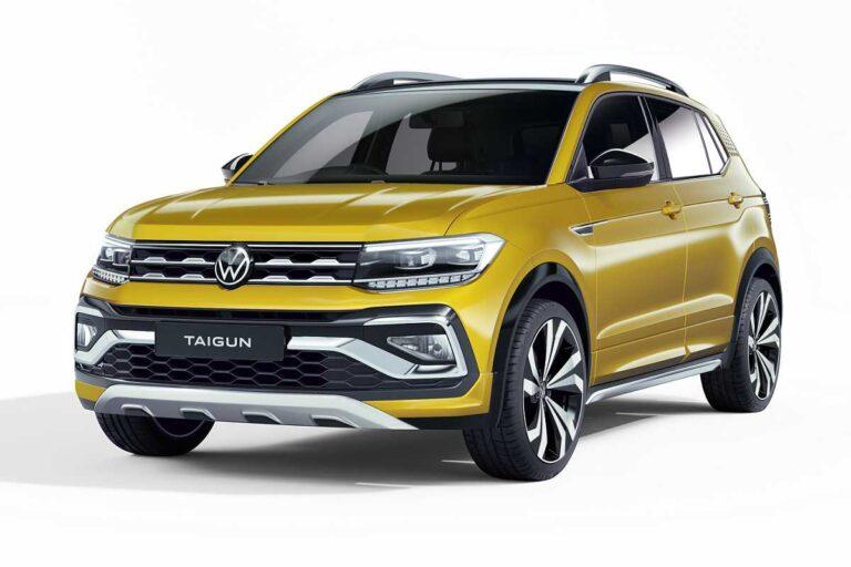 Volkswagen Taigun SUV; what to expect
