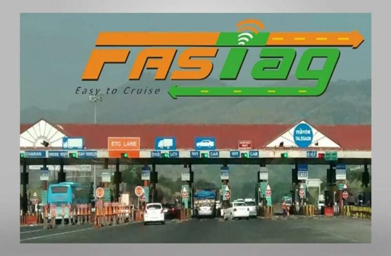FASTag will be mandatory from February 15 Midnight
