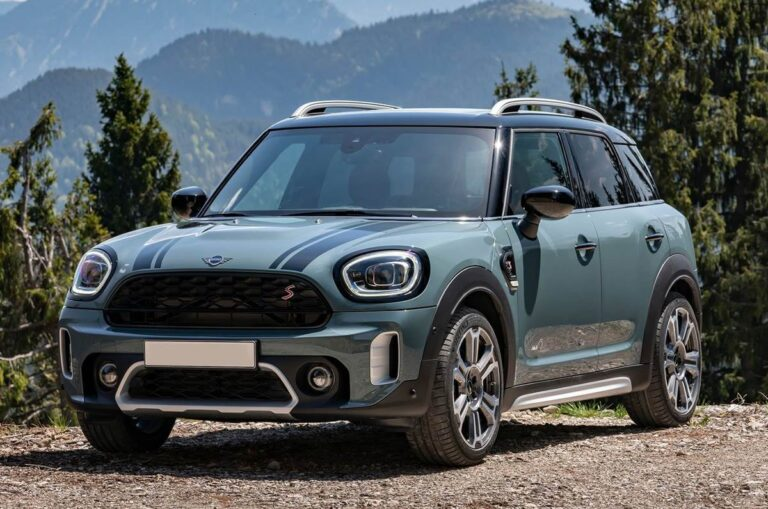 2021 Mini Countryman Facelift Launched In India At Rs 39.50 Lakh