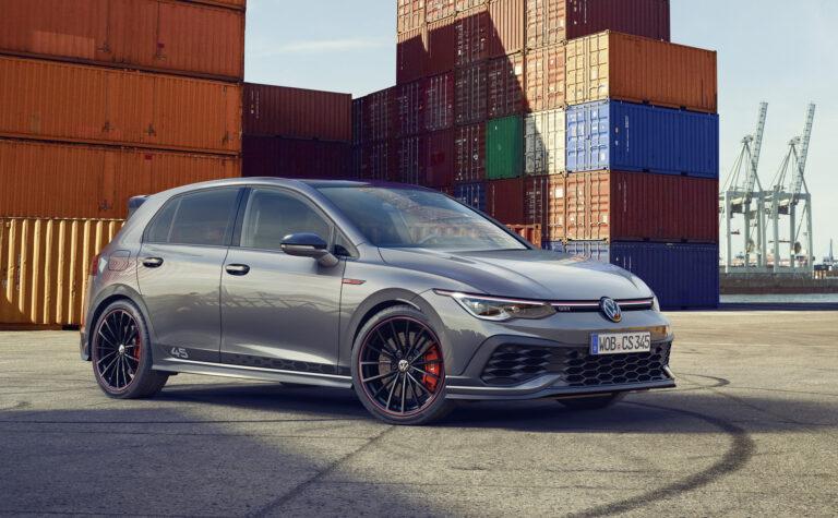 Volkswagen Golf GTI Clubsport 45 edition revealed