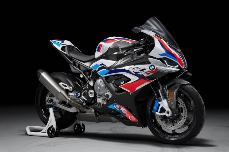 BMW M 1000 RR Launched in India at Rs 42 Lakh