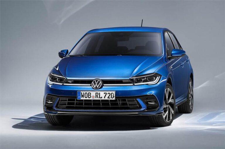 2021 Volkswagen Polo Facelift Unveiled for Global Market