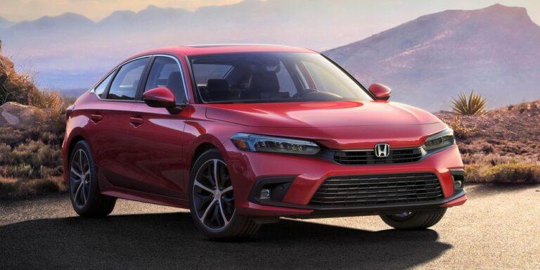 2022 Honda Civic Revealed Globally, full debut on April 28