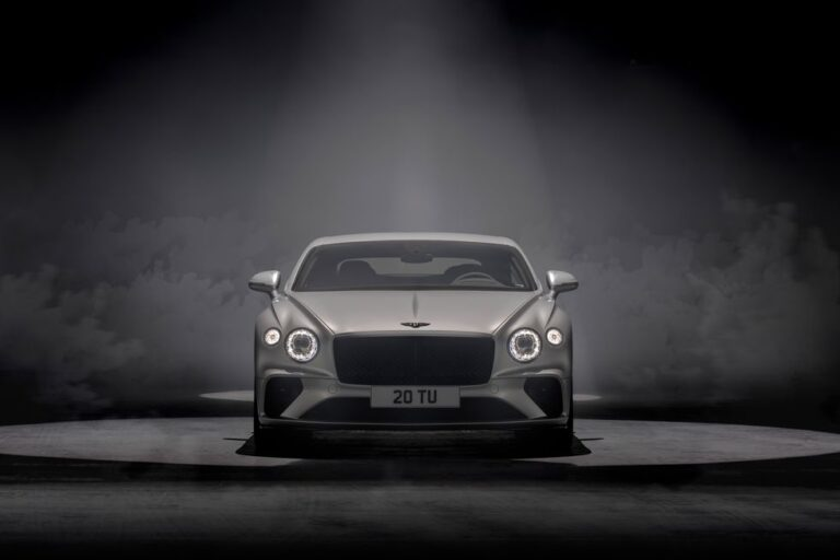 2021 Bentley Continental GT Speed with 650HP Unveiled