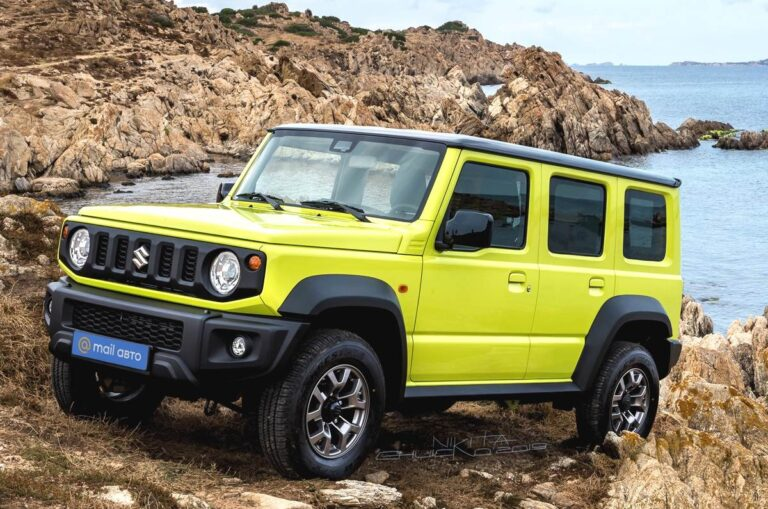 Suzuki Jimny 5-door debut by 2022 and to get a turbocharged engine