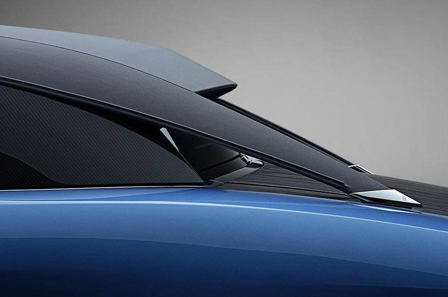 Rolls Royce Boat Tail Canopy Roof