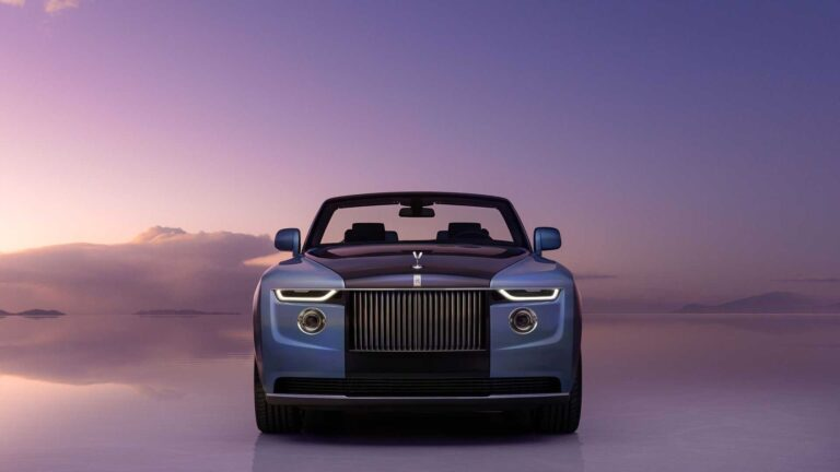 Rolls Royce Boat Tail brings back the art of coachbuilding back