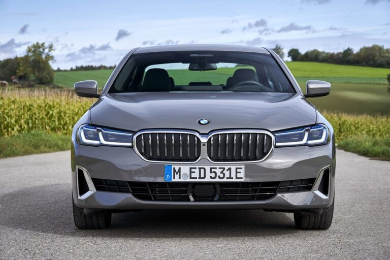 2021 BMW 5 Series Launched; starts at Rs 62.90 Lakh