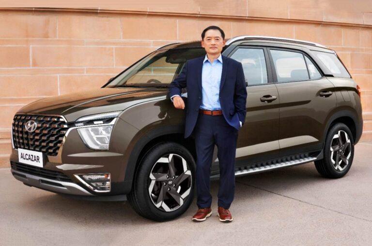 New Hyundai Alcazar SUV Launched at Rs 16.30 Lakh