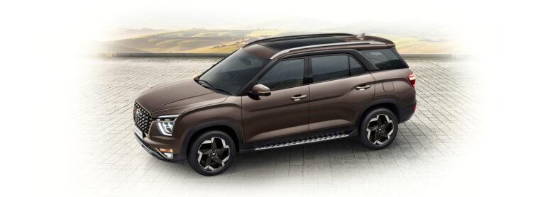 Hyundai Alcazar variants details and pricing