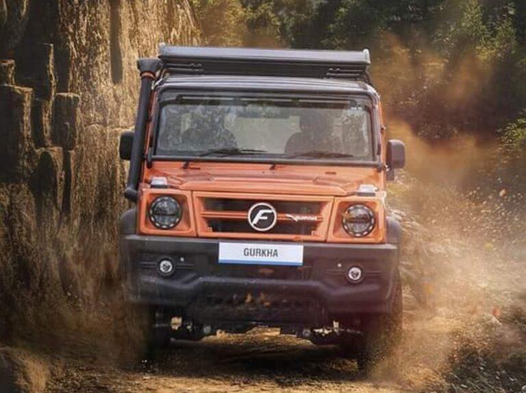 New Force Gurkha SUV to launch soon