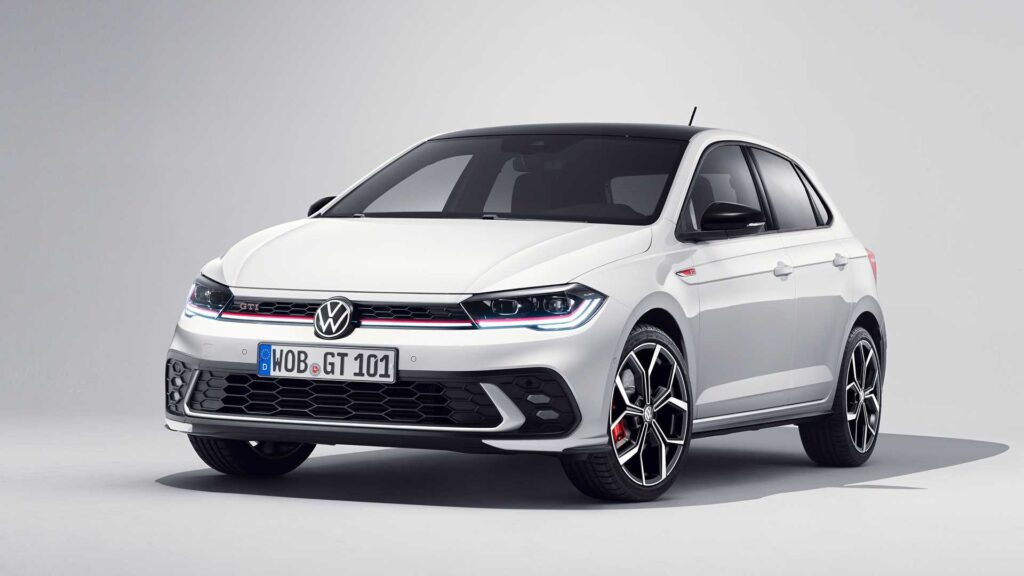 2021 Volkswagen Polo GTI unveiled