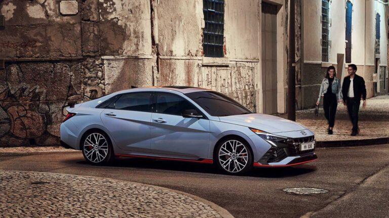 Hyundai Elantra N with 280 HP revealed