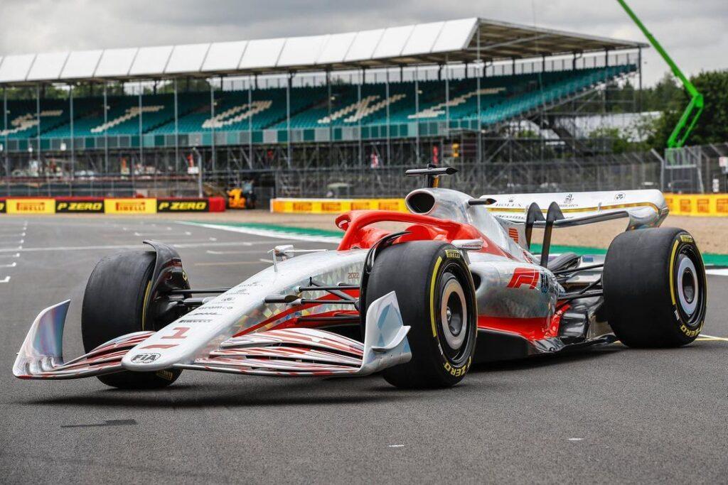 2022 F1 Car Revealed