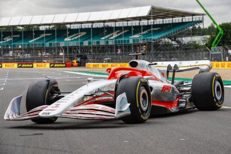 2022 F1 Car revealed ahead of British GP