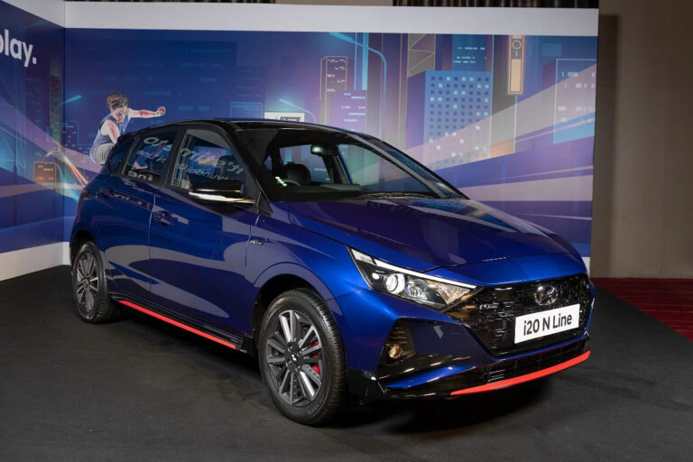 Hyundai i20 N Line Revealed, bookings open, launch soon