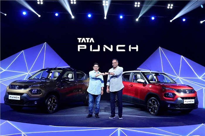 Tata Punch Launched, prices starts at Rs 5.49 Lakh